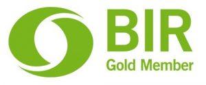 BIR Gold member