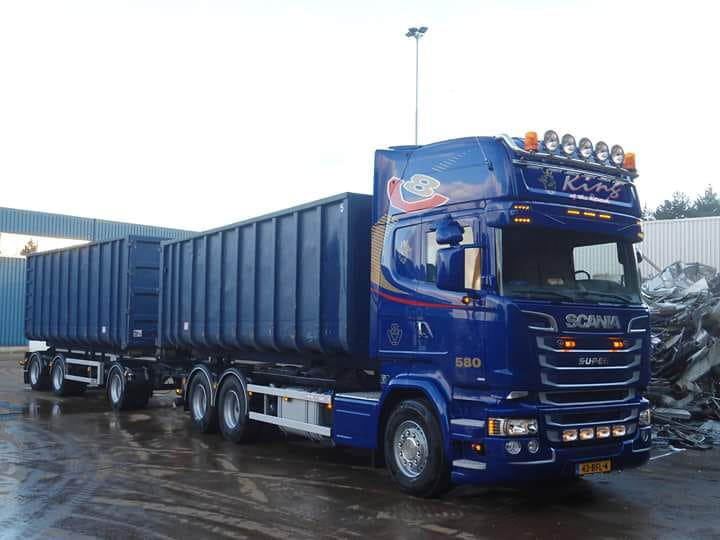 Container service MC Group